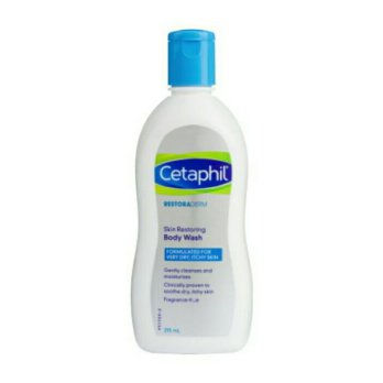 Cetaphil Restoraderm Body Wash for Very Dry Itchy Skin 295ml
