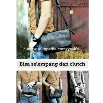 tas selempang/clutch Oracle