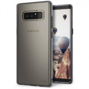 Ringke Air Thin TPU Case Samsung Galaxy Note 8 Smoke Black