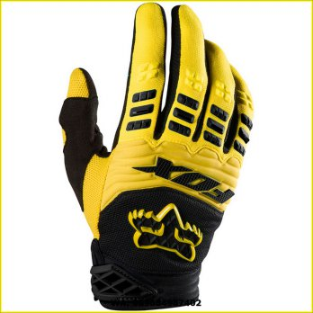 Sarung Tangan FOX DIRTPAW 2014 wrn KUNING (gloves dirtpaw 2014 yellow)