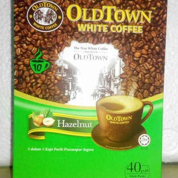 Premium Oldtown White Coffee 3 in 1 Hazelnut
