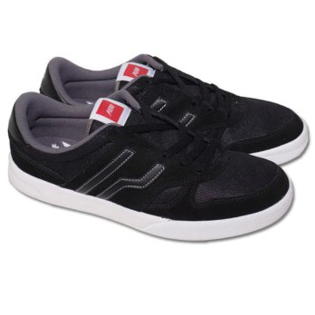 Sepatu Piero Classic Falcon Black White Original Piero