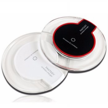 Fantasy Wireless Qi Charger for Android / iOS - SW3001 - Black