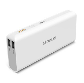 Romoss Sense 4 Power Bank 10400mAh (OEM) - White