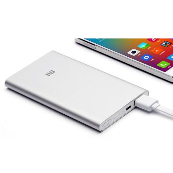 Xiaomi Power Bank 5000mAh (OEM) - Silver