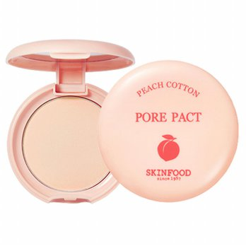Skinfood Peach Cotton Pore Pact