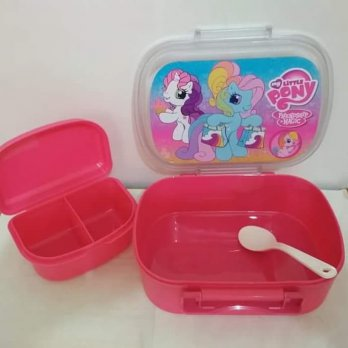 Lunch Box Tempat Makan My Little Pony