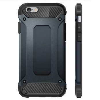 SGP Protective Armor Bumper for iPhone 6 - Dark Blue