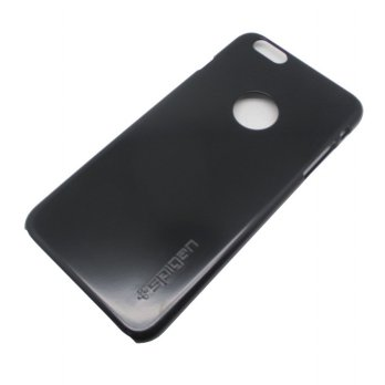 SGP Thin Fit Case Logo Cutout for iPhone 6 (OEM) - Black