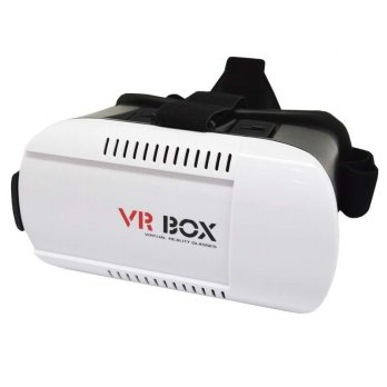 VR BOX 2 - 3D Virtual Reality for Smartphone - Putih