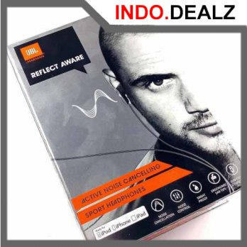Promo JBL Reflect Aware Bass Headset Dan Handset Wireless Bluetooth  Berkualitas