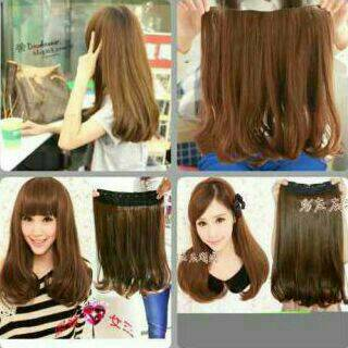 Hairclip Big Layer +- 40 cm