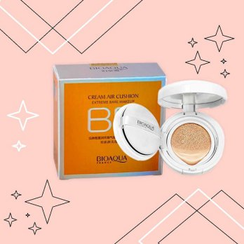 Bioaqua Brightening Liquid Foundation BB Cream Air Cushion