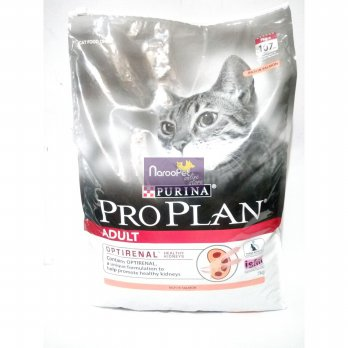 Makanan Kucing Pro Plan Adult Optirenal Rich in Salmon 7 kg