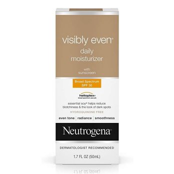 Neutrogena Visibly Even Daily Moisturizer Spf30 50ml