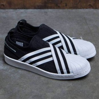 Sepatu Slip On Adidas Superstar Mountaineering Premium Original