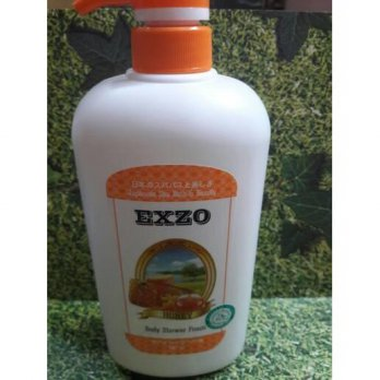 Body Shower EXZO HONEY isi 1 lt/ AZZH175