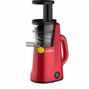 Slow Juicer 43 Rpm : Masida/slow Juicer/bl 400/43 Rpm- Korean Technology - 5 Tahun Garansi Motor -touch Button elevenia