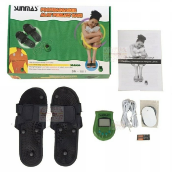 Alat Pijat Kaki Sunmas Foot Massager