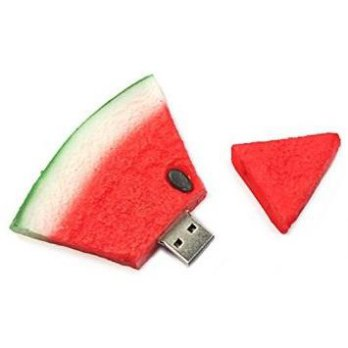 USB Flashdisk Semangka 2.0 16GB Watermelon Flash disk