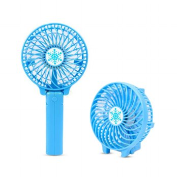 FAN Portable Desk Hand Handheld | Travel Air Cooler