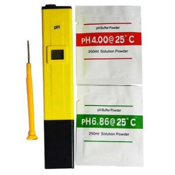 PH Tester Meter Digital Keasaman Cairan Alat Pengukur pH Digital