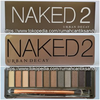 NAKED 2 ~ Urban Decay ~ Eyeshadow Palette