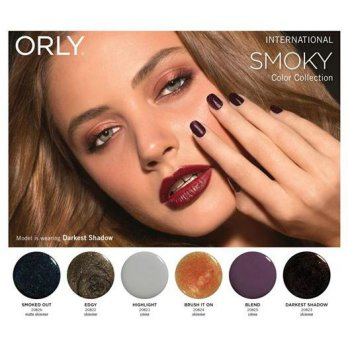 ORLY » Smoky * Fall 2014 Collection