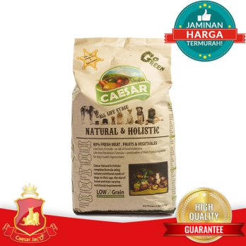 Makanan Anjing / Dog Food Caesar Natural Holistic