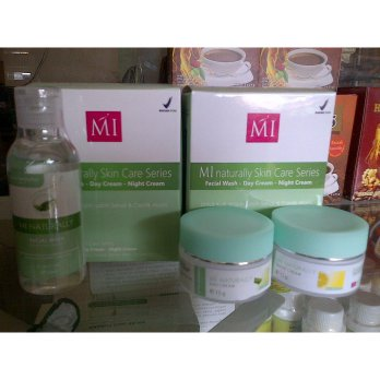 Cream Pemutih BPOM Alami dan aman Cream MI Naturally Skin Care