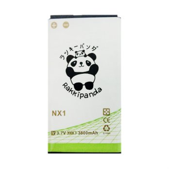 BATTERY BATERAI DOUBLE POWER DOUBLE IC RAKKIPANDA BLACKBERRY Q10 (NX-1) 3800mAh