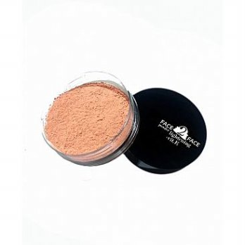 Face 2 Face (F2F) Perfect Light Loose Powder / BPOM Resmi