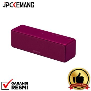Sony SRS HG1 h.ear go Wireless Speaker (Bordeaux Pink) GARANSI RESMI
