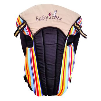 Baby Scots Baby carrier - Gendongan Dimension -  2 warna