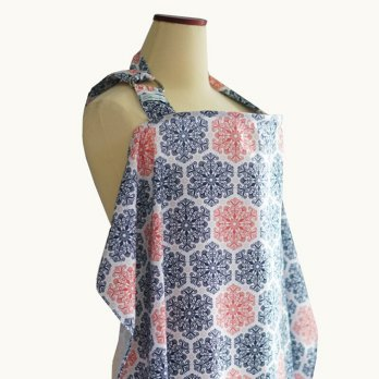 COTTONSEEDS Nursing Cover - MOZAIC ( Premium Designer Cotton )