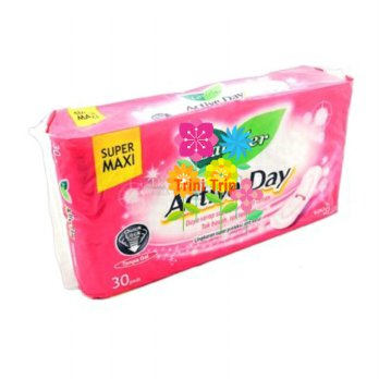 Laurier Active Day 30 Pads