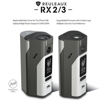 Wismec Reuleaux RX2/3 Box Mod 200W Authentic