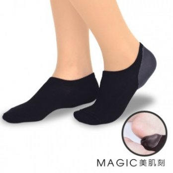 Magic Moment Moisturizing Body Heel Socks JG-116
