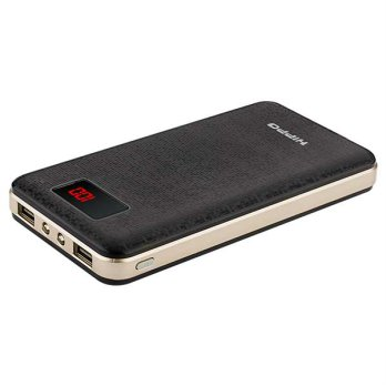 Hippo Power Bank Viure 20000 mAh - Hitam