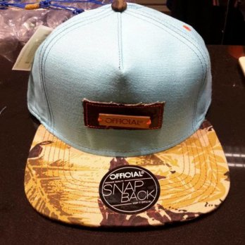 Mantap Topi Snapback Pria Import Official Type 2 |Zr3370