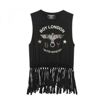 [BOYLONDON] Sleeveless B62SL68F99