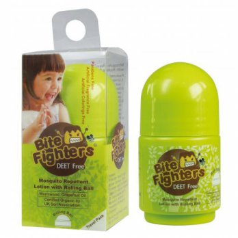 Bite Fighters Mosquito Repellent Lotion With Rolling Ball 30 mL