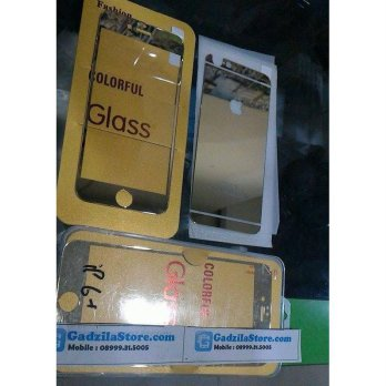 Oren Tempered Glass iPhone 5 (GOLD) | Antigores Apple iPhone5