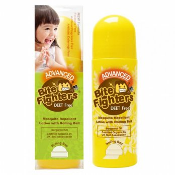 Bite Fighters Mosquito Repellent Lotion With Rolling Ball 100 mL