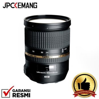 Tamron For Nikon SP 24-70mm f/2.8 DI VC USD GARANSI RESMI