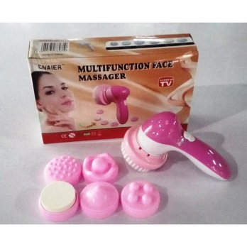 Alat Pijat Wajah / Face Massager CNAEIR 6 In 1