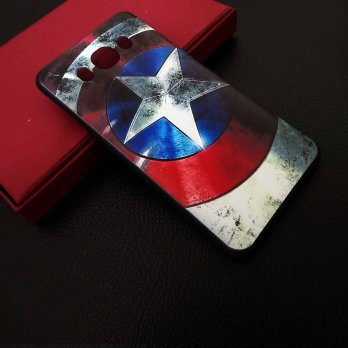 intristore marvell comics sillicon phone case Samsung J510 - 7