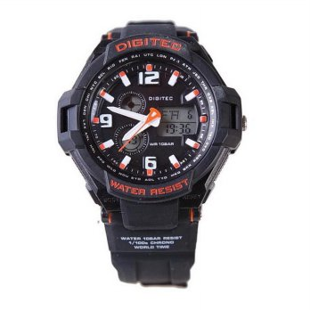 Ronaco Sport Digitec 003 - Black Orange