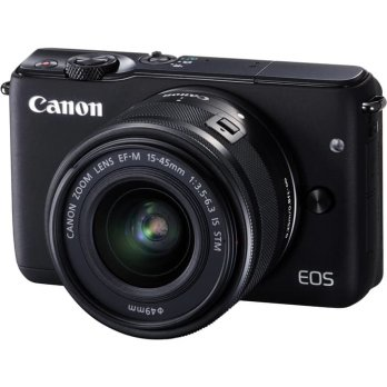 Canon EOS M10 KIT 15-45mm IS STM Kamera Mirrorless