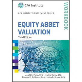 EQUITY ASSET VALUATION 3rd ED (HC), PINTO